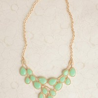 Dewdrop Mornings Necklace at ShopRuche.com