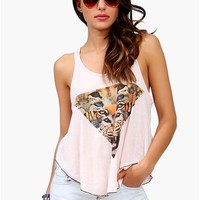 Prowl Tank - Pink