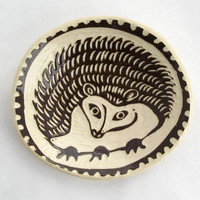 Sweet Hedgehog Dish
