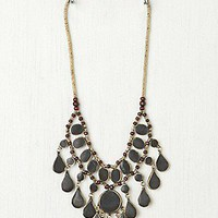 Natalie B.   Large Stone Layering Collar at Free People Clothing Boutique