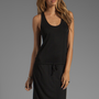 Lanston Racerback Dress in Black from REVOLVEclothing.com