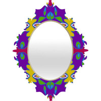 DENY Designs Home Accessories | Paula Ogier Vineyard Dream Baroque Mirror