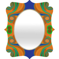 DENY Designs Home Accessories | Paula Ogier Balance Quatrefoil Mirror