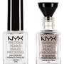 NYX White Nail Lacquer with White Pearls | Nordstrom