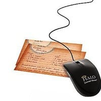 HALO Photo And Document Scanner Mouse w/ Easy Sharing Software — QVC.com