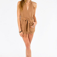 Well Suited Romper $43