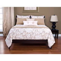 Renaissance 6-piece Duvet Cover Set with Insert | Overstock.com