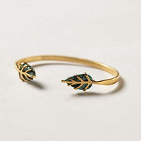 Anthropologie - Gilded Leaves Bracelet
