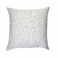 PRE-ORDER Snow Leopard Decorative Pillow