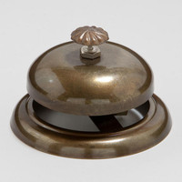 Antique Brass Call Bell