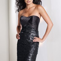 Mon Cheri 113865 Dress - MissesDressy.com