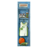 Basketball Locker Growth Chart