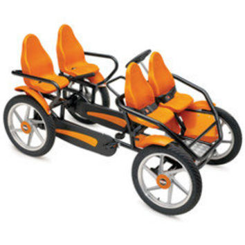 The Touring Quadracycle - Hammacher Schlemmer