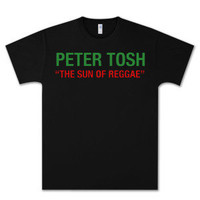 Peter Tosh Sun of Reggae T-Shirt