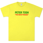 Peter Tosh The Sun Of Reggae T-Shirt