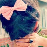 Hair Bows Barettes