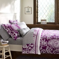 Natalia Duvet Cover + Sham