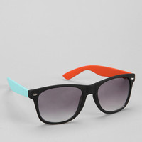 UO Colorblock Risky Sunglasses