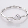 elegant rhinestone outrhinestone bracelet