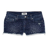 Studded Denim Short - PINK - Victoria&#x27;s Secret