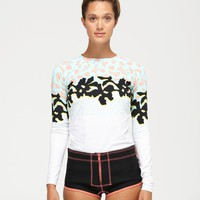 DVF Roxy Garden Rashguard - Roxy