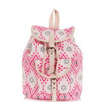Diamond Jacquard Backpack - Backpacks - Bags & Purses - Bags & Accessories - Topshop