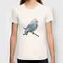 Bird T-shirt by Carina Povarchik