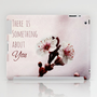 Something About You iPad Case by RDelean