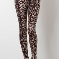 Fierce Paws Leggings
