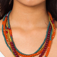 *MKL Accessories The Joplin Beaded Necklace : Karmaloop.com - Global Concrete Culture