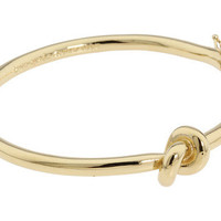 Kate Spade New York Sailor&#x27;s Knot Hinge Bangle