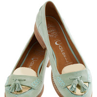Jeffrey Campbell Stylish Leader Flat | Mod Retro Vintage Flats | ModCloth.com