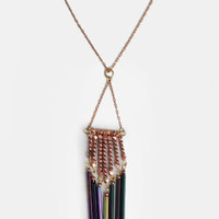 The Lyric Necklace By Vanessa Mooney - $48.00 : ThreadSence, Women&#x27;s Indie &amp; Bohemian Clothing, Dresses, &amp; Accessories