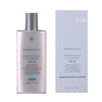 Skinceuticals Sheer Physical Uv Defense SPF 50 Broad-spectrum Sunscreen Fluid, 1.7-Ounce: Beauty