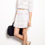Phoenix Print Cotton Shirt Dress by See by Chloe