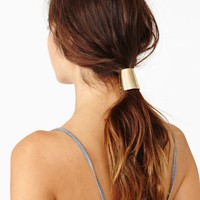 Capsule Ponytail Clip