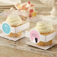 Personalized Cupcake Boxes (Set of 12)