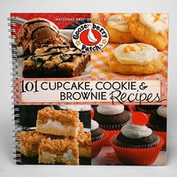 Gooseberry Patch &#x27;&#x27;101 Cupcake, Cookie and Brownie Recipes&#x27;&#x27; Cookbook