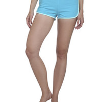 Contrast Trim Dolphin Short | Shop 5 for $20 at Wet Seal