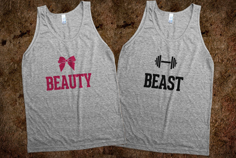 Workout and fitness shirts skreened from skreened for Design your own workout shirt