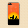 Iphone case Hakuna Matata Iphone case lion king Iphone 4 case Iphone 5 case cover cool awesome Iphone 4s case