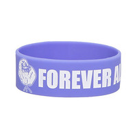 Forever Alone Rubber Bracelet | Hot Topic