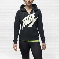 Nike Store. Nike Rally Full-Zip Women&#x27;s Hoodie