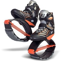 Kangoo Jumps XR3 Black and Orange Size Large Womens