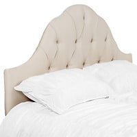 Eliza Headboard - Champagne Silk | Headboards | Bedroom | Furniture | Z Gallerie