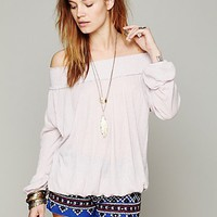 Free People FP X Sun Kissed Top
