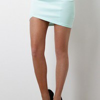 Elevated Angle Skirt