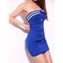 coolstyle  Cultivate one&#x27;s morality show thin package hip strapless dress
