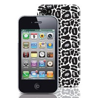 Merkury Innovations iPhone 4/4S Leopard Hard Case