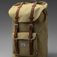 Herschel Supply Co. Little America Backpack in Khaki from REVOLVEclothing.com